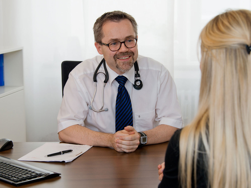 Dr. Filzmayer Sprechstunde